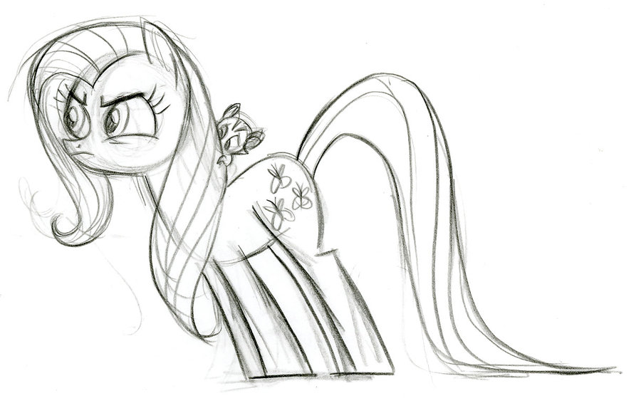My Little Pony: Informacion de Fluttershy