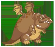 Dragón Barro