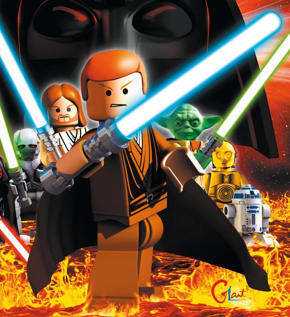 2 movie - Lego star wars anakin ghost ...