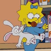 Maggie Simpson  180px-Maggy