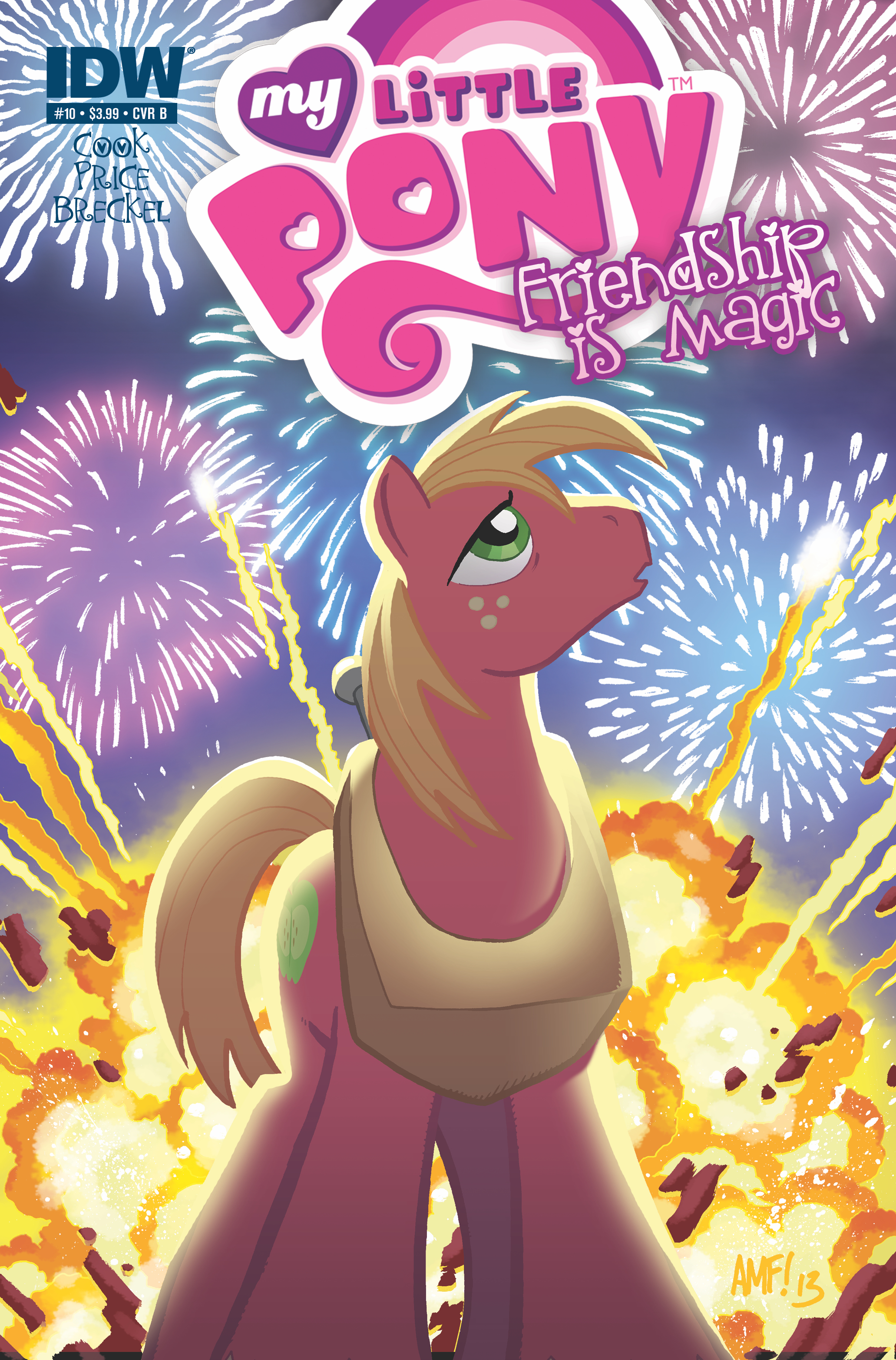 My Little Pony Friendship Is Magic Idw Comic Book