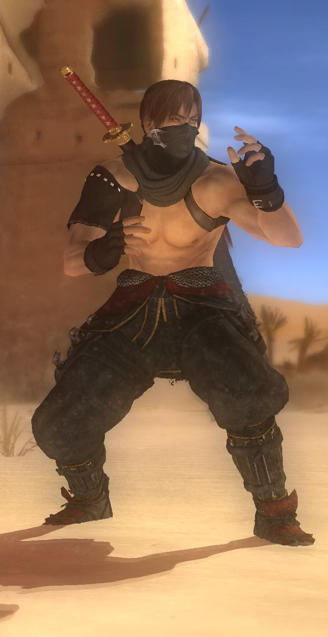 Your Favorite DOA Outfits | Free Step Dodge