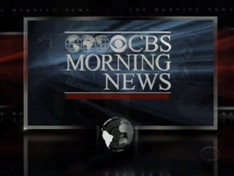 Cbs this morning logo