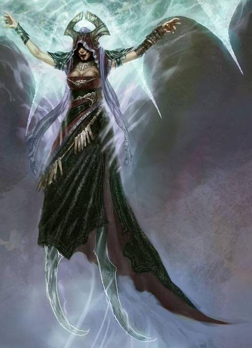 Tisiphone - God of War...