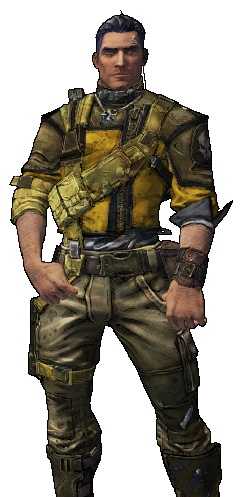 borderlands2 axton - photo #26