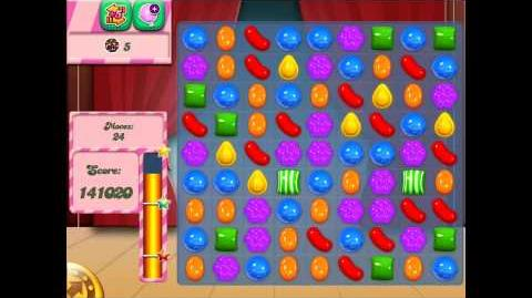 951 views Candy Crush Saga: Level 202 (No Boosters 3★) iPad 4