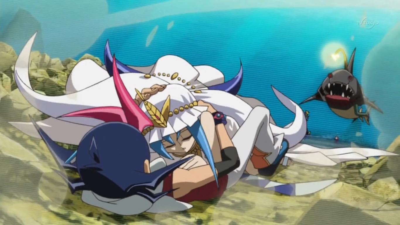 Yu-Gi-Oh  ZEXAL - Episode 109Yugioh Zexal Rio