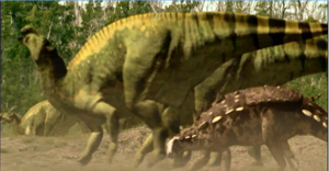 European Iguanodon - Walking With Wikis - the free Walking with ... Walking With Dinosaurs Edmontonia