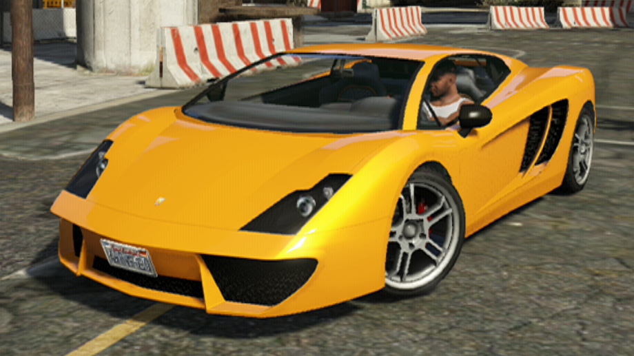 The Cars I Own In Gta V