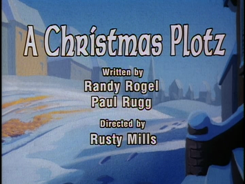 Episode 49: Very Special Opening/A Christmas Plotz/Little Drummer Warners - Animaniacs Wiki
