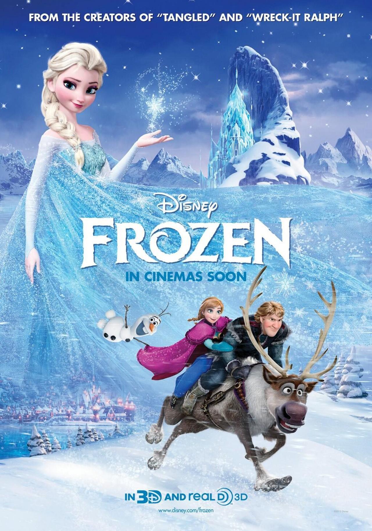 Reseña de Cine: 'Frozen, el Reino del Hielo'