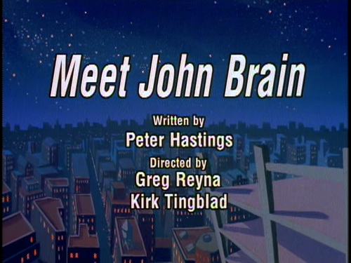 meet john brain smell ya later reference