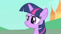 Twilight Sparkle prepared S1E26