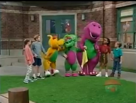 Barney & Friends The Blame Game and Airplanes Season 14 ...