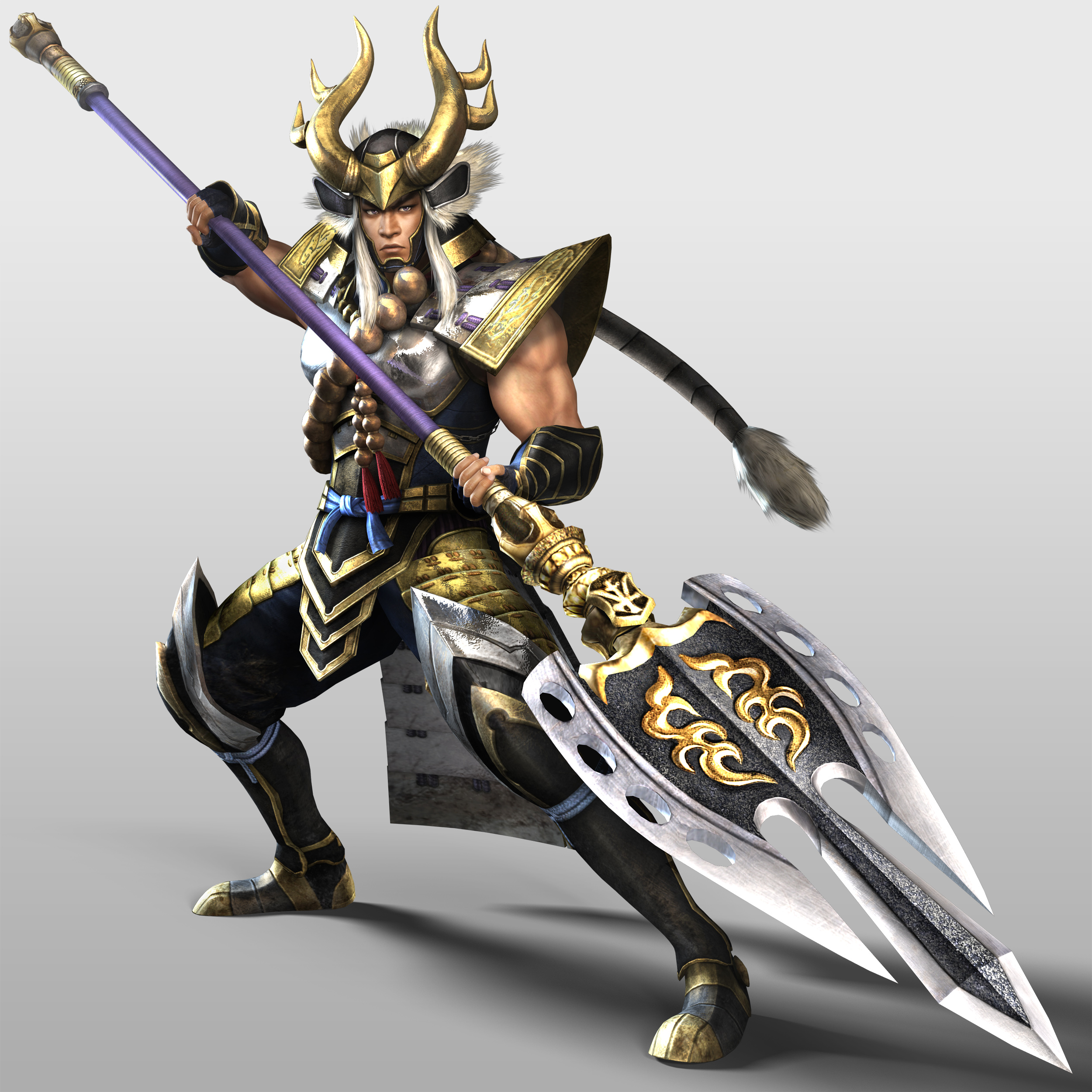 How to get tadakatsu honda 4th weapon samurai warriors 2