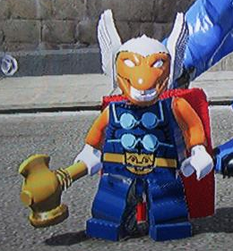 lego beta ray bill - photo #3