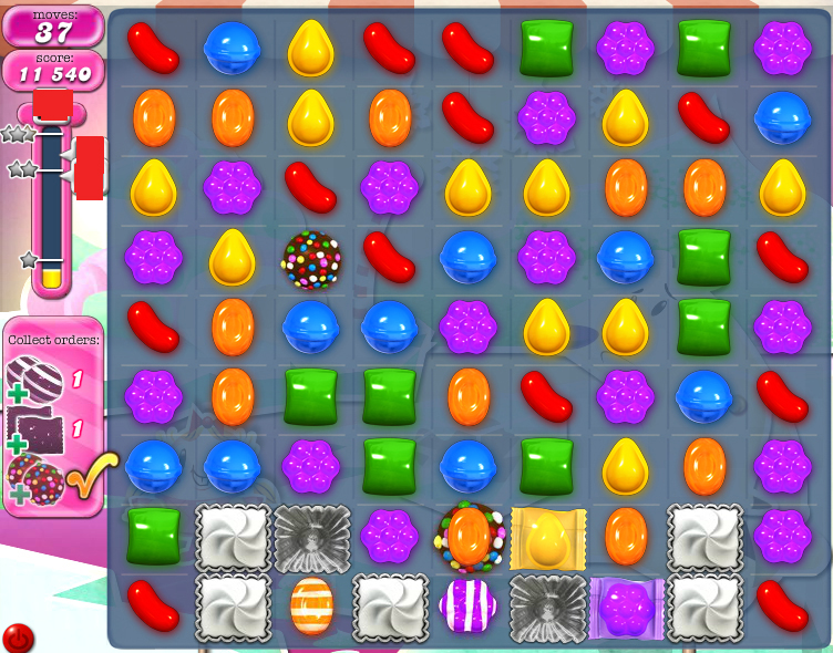 What Does The Bomb In Candy Crush Do