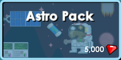 Astro Pack Growtopia Wiki