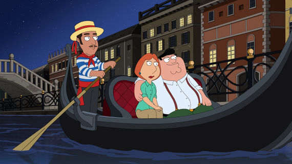 Watch Family Guy Season 12 Episode 5 Boopa-Dee Bappa-Dee