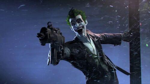 The Joker (Batman: Arkham Origins) - Batman Wiki