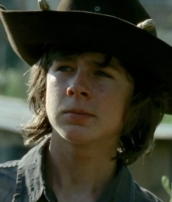 Have About The Walking Dead » carl grimes the walking dead  Walking Dead Carl