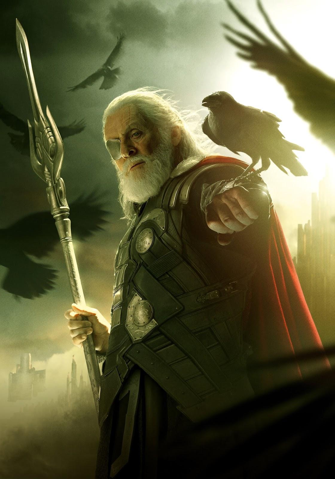 Odin - Marvel Cinematic Universe Wiki