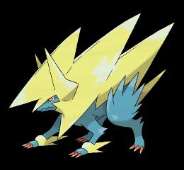 Diferencias entre Pokémon x y Pokémon y Mega-Manectric