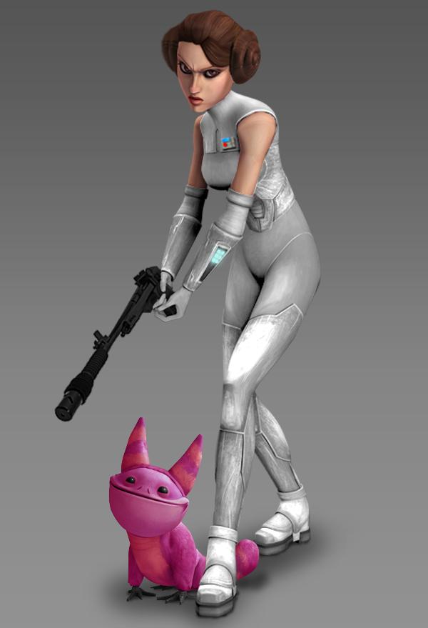 Star Wars: Rebels 2014 – postavy | SPACEGATE How Old Is Princess Leia In Star Wars Rebels
