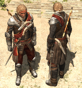 AC4 Captain Drake's outfit