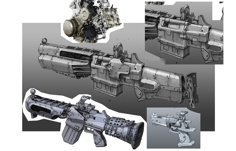 보더랜드: The pre-Sequel/무기 및 장비 - 위키코어