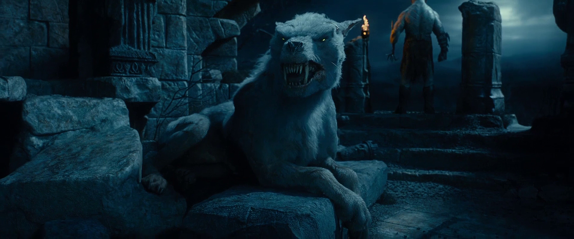 Azog Lord Of The Rings