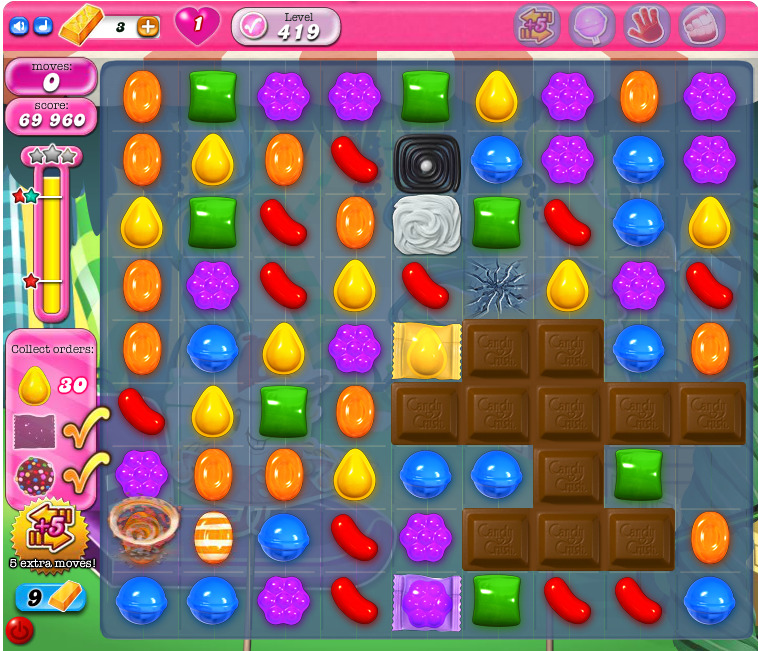 Candy Crush Advance How To Get To Level 51 On Candy Crush
