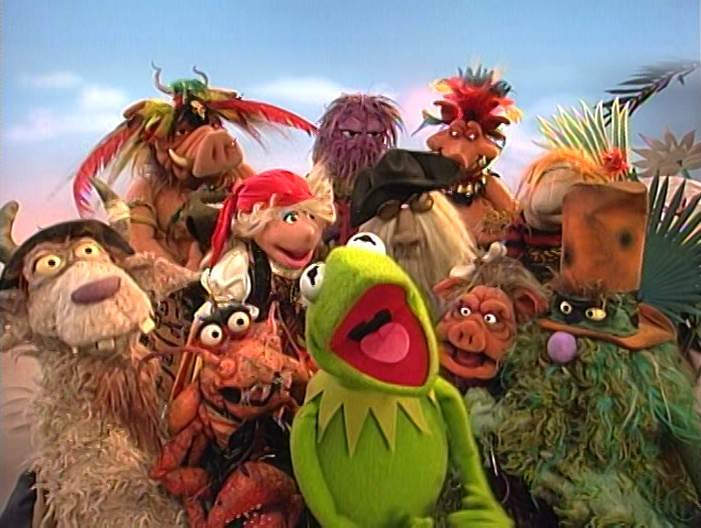 Muppet Sing Alongs Muppet Treasure Island Let The Good Shine Out