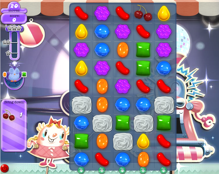 Stuck On Level 38 On Candy Crush Saga