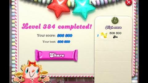 Level 384 - Candy Crush Saga Wiki