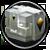 Psycho Lockbox Task Icon