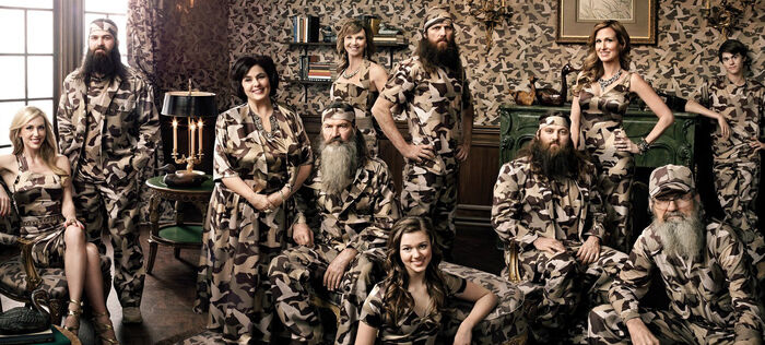 Duck Dynasty Names