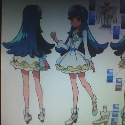 Image Shirayuki Hime Jpg Fandom Of Pretty Cure Wiki