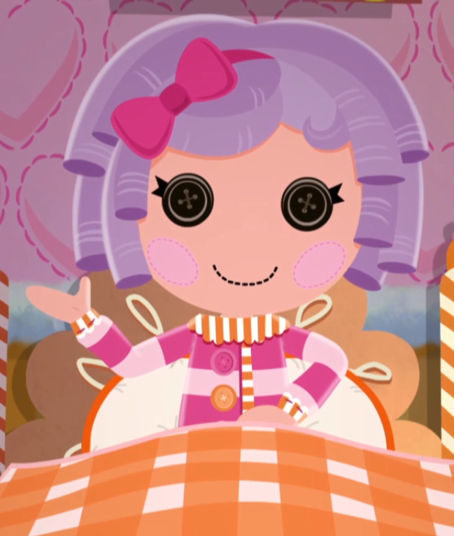 Pillow Featherbed Animation Lalaloopsy Land Wiki