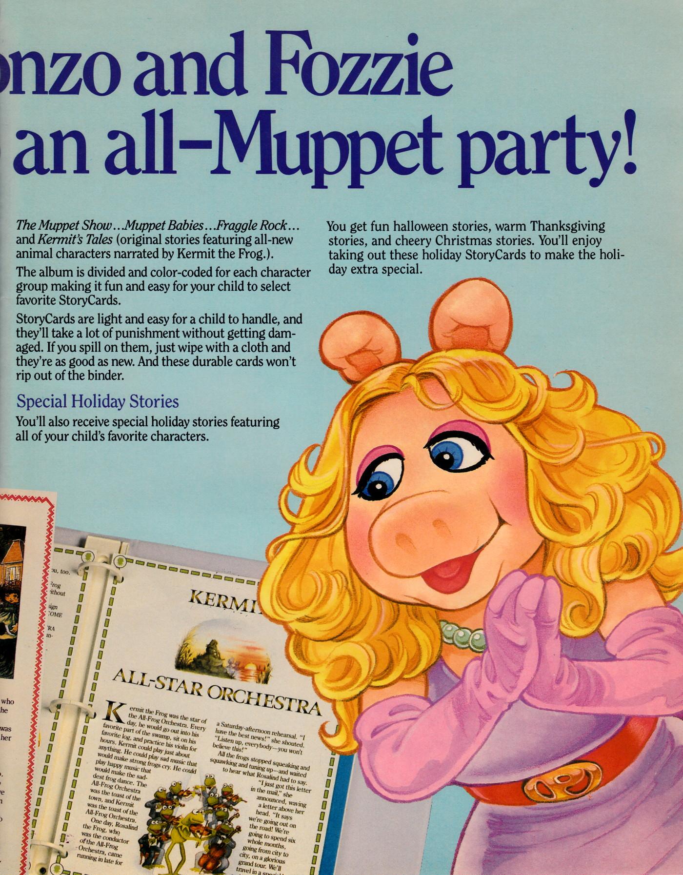 jim henson 39 s bedtime stories muppet wiki. Black Bedroom Furniture Sets. Home Design Ideas