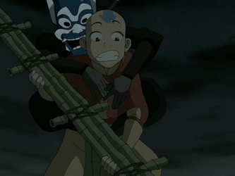 Blue Spirit and Aang pngBlue Spirit Swords