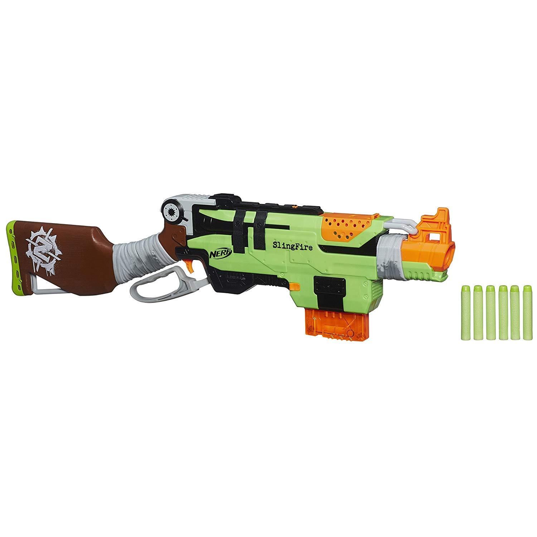Nerf Zombie Strike Slingfire