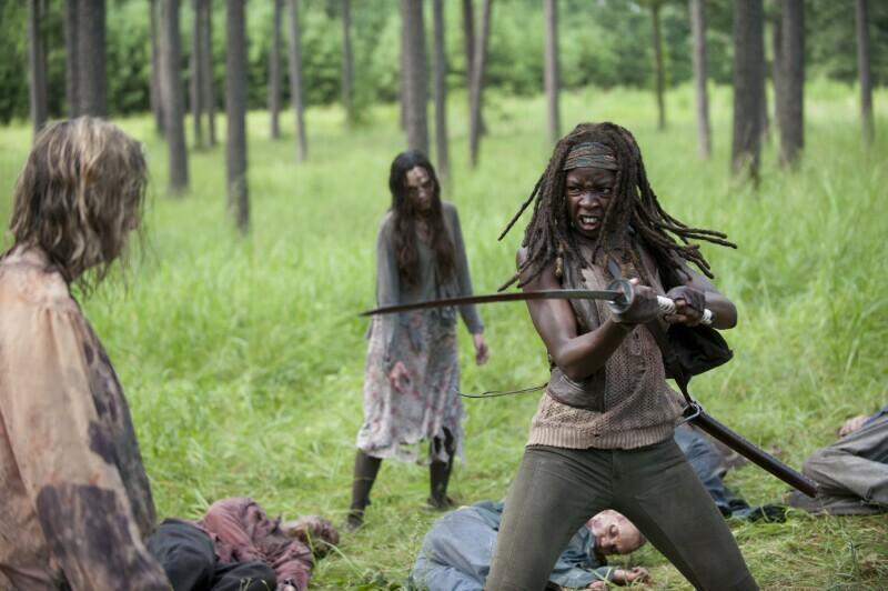 """The Walking Dead 4x09 """"After"""" Promos, Sneek Peeks y Spoilers TWD_409_GP_0823_0281"""