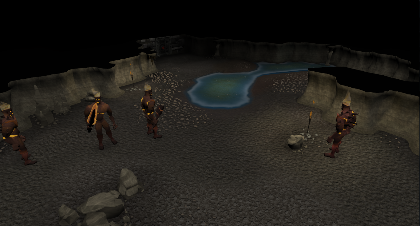 Baxtorian Falls resource dungeon - The RuneScape Wiki