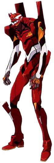Evangelion Unit-02 (Rebuild) - Neon Genesis Evangelion Wiki