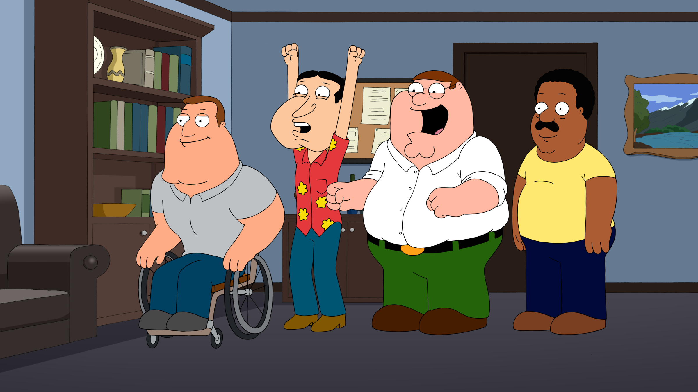 Displaying 17> Images For - Peter Griffin Smoking Weed...