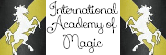 International Academy of Magic Roleplay Wiki