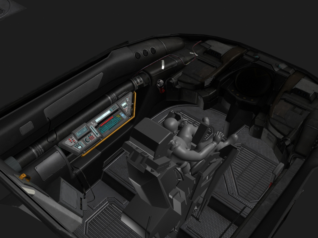 Elite cockpit interior preview
