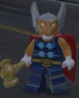 lego beta ray bill - photo #2