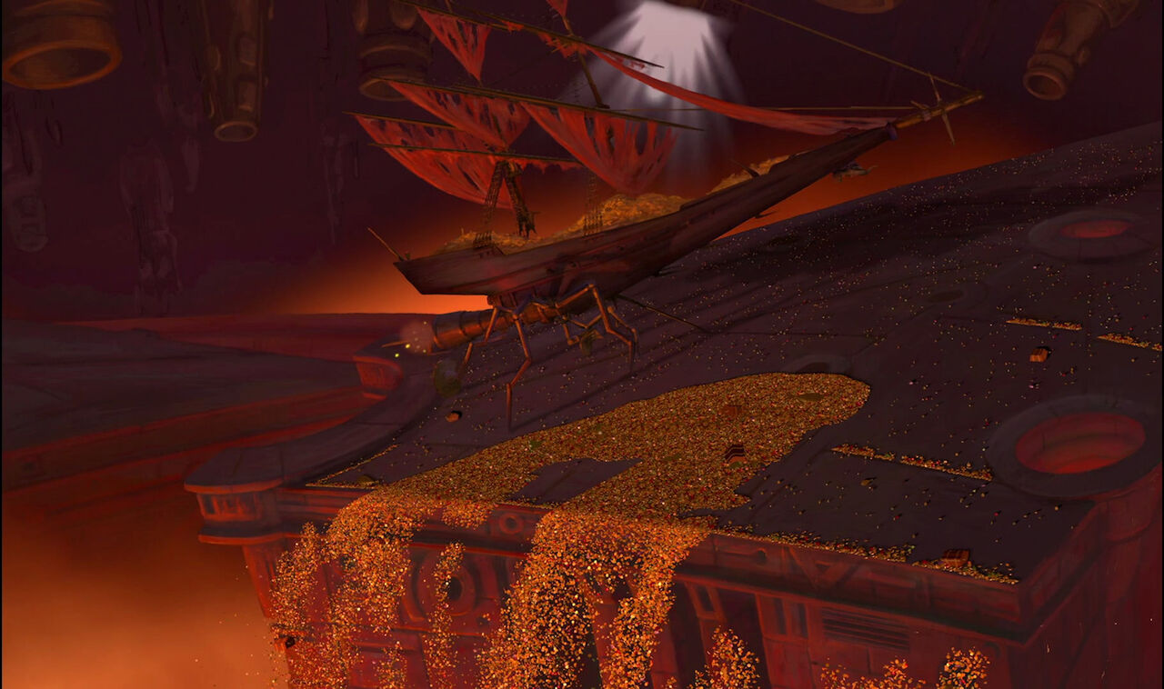 Image - Treasure Planet 59.jpg - DisneyWiki